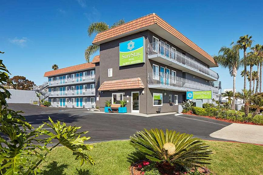 SureStay Hotel by Best Western San Diego Pacific Beach - Vue extérieure