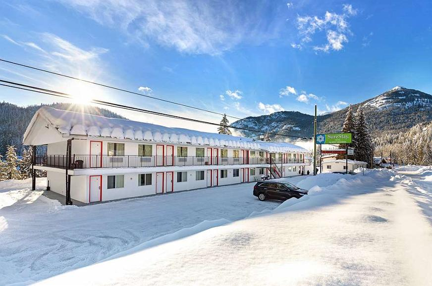 SureStay Hotel by Best Western Rossland Red Mountain - Aussenansicht