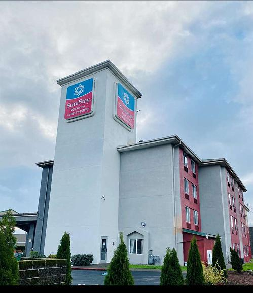 SureStay Plus Hotel by Best Western Portland East - Aussenansicht