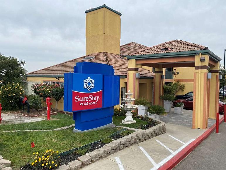SureStayPlus Hotel by Best Western San Jose Central City - Vue extérieure