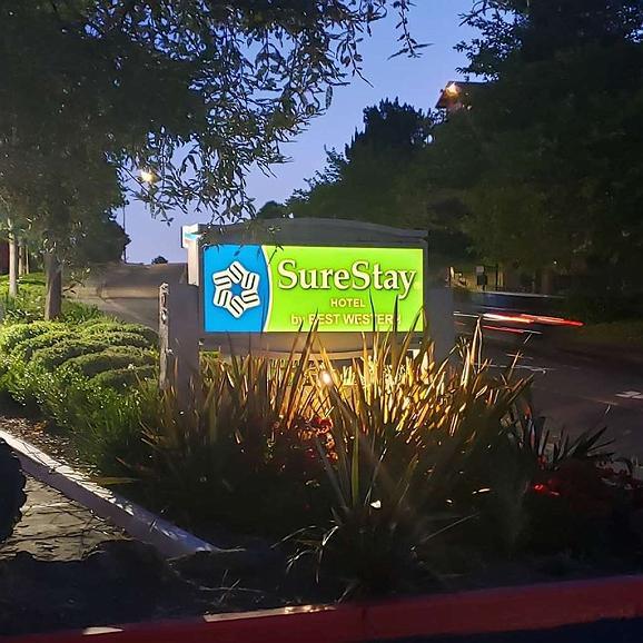 SureStay Hotel by Best Western Vallejo Napa Valley - Area esterna