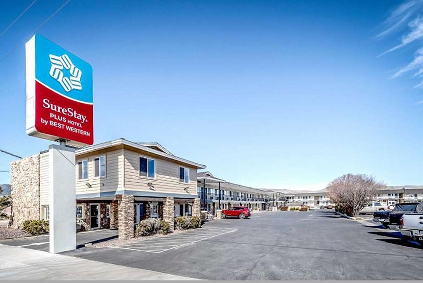 SureStay Plus Hotel by Best Western Susanville - Vista exterior