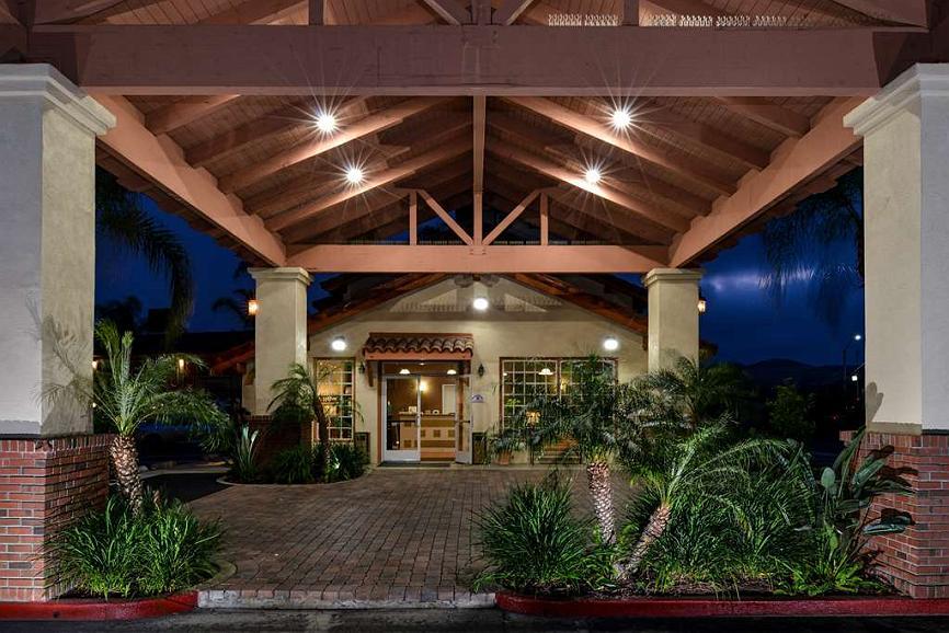 Best Western Capistrano Inn - Außenansicht