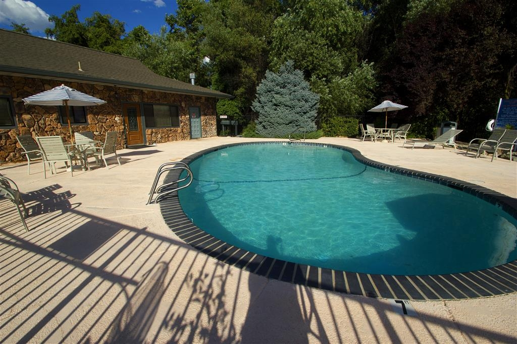 Best Western Miner's Inn - Our property features 2 pools so you can choose your ultimate comfort. They're both a great place to relax and enjoy family time.