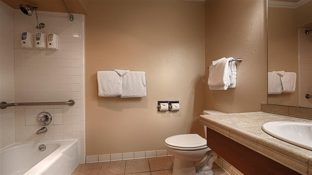 Best Western Miner's Inn - We take pride in making everything spotless for you.