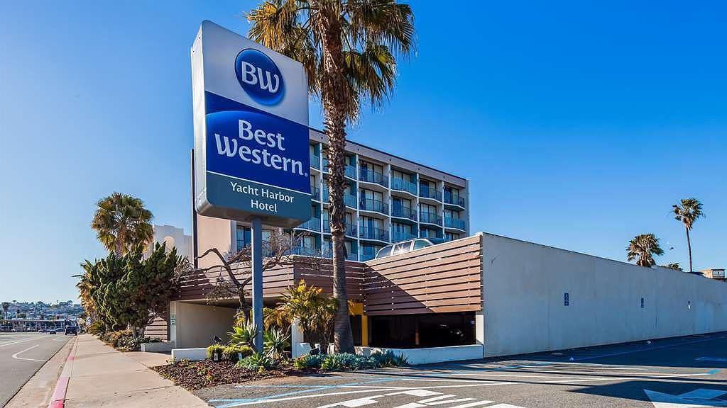 Best Western Yacht Harbor Hotel - Außenansicht
