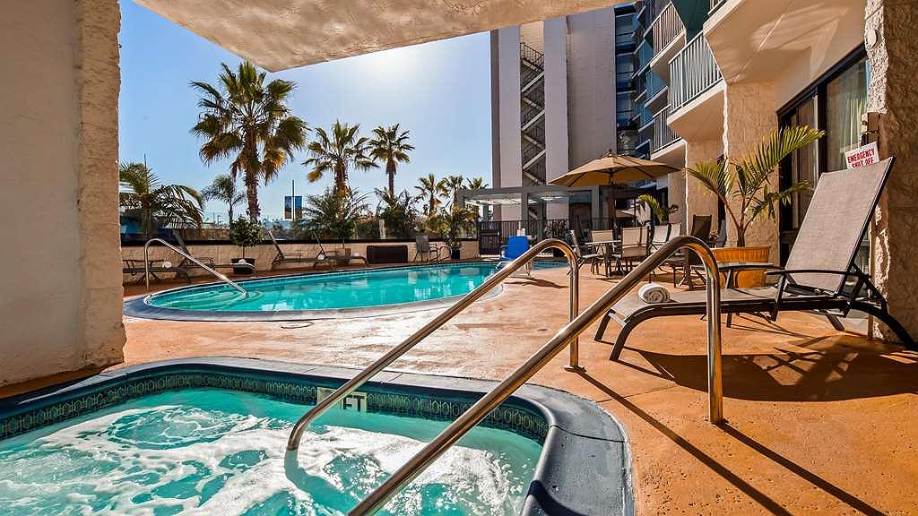 Hotel in San Diego | Best Western Yacht Harbor Hotel