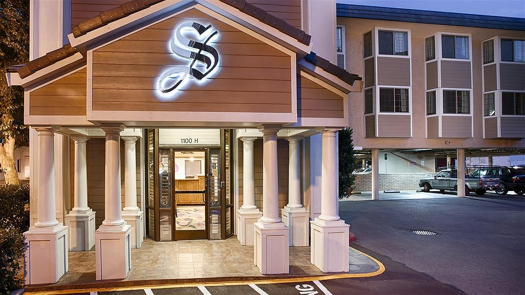 Best Western Plus Sutter House - Vue extérieure