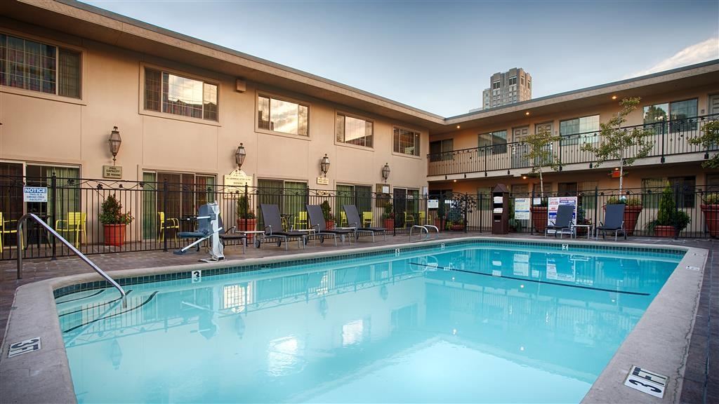Best Western Plus Sutter House - Piscina