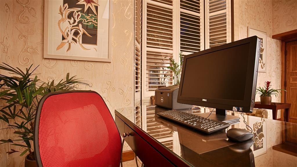 Best Western Plus Sutter House - centre des affaires