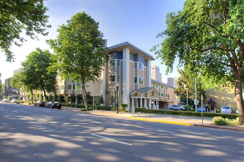 Best Western Plus Sutter House - Vista Exterior
