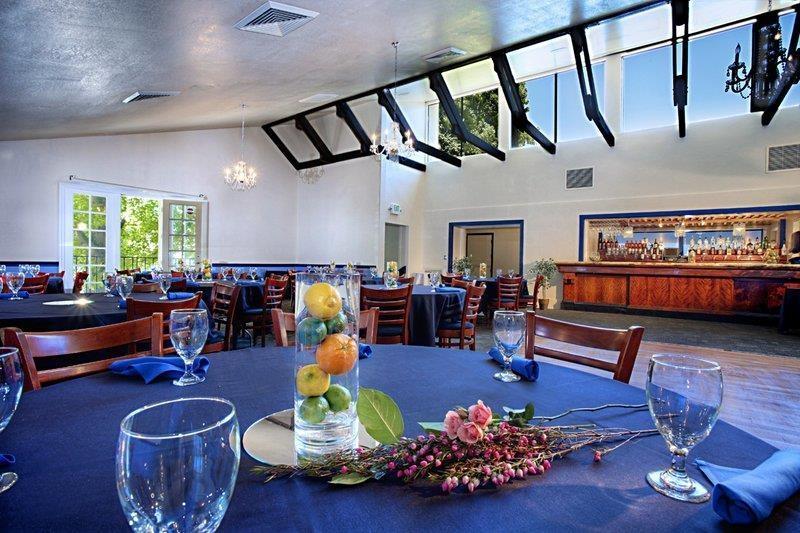 Best Western Plus Sutter House - Our Blue Prynt Restaurant has a large conference room available for events.