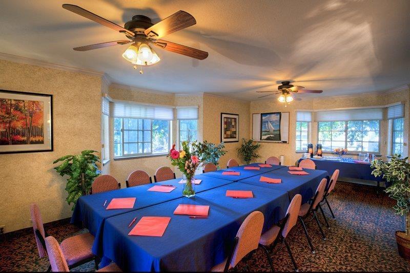 Best Western Plus Sutter House - Sala de reuniones