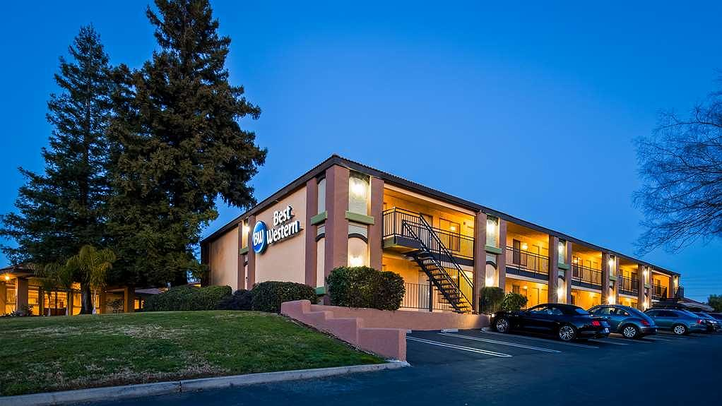 Best Western Roseville Inn - Vista exterior