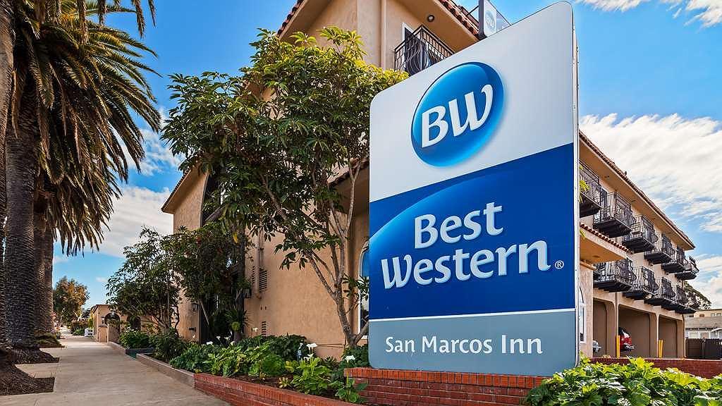 Best Western San Marcos Inn - Hotel Exterior