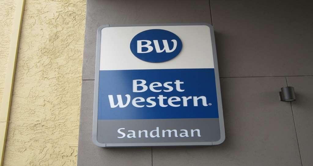 Best Western Sandman Motel - Facciata dell'albergo