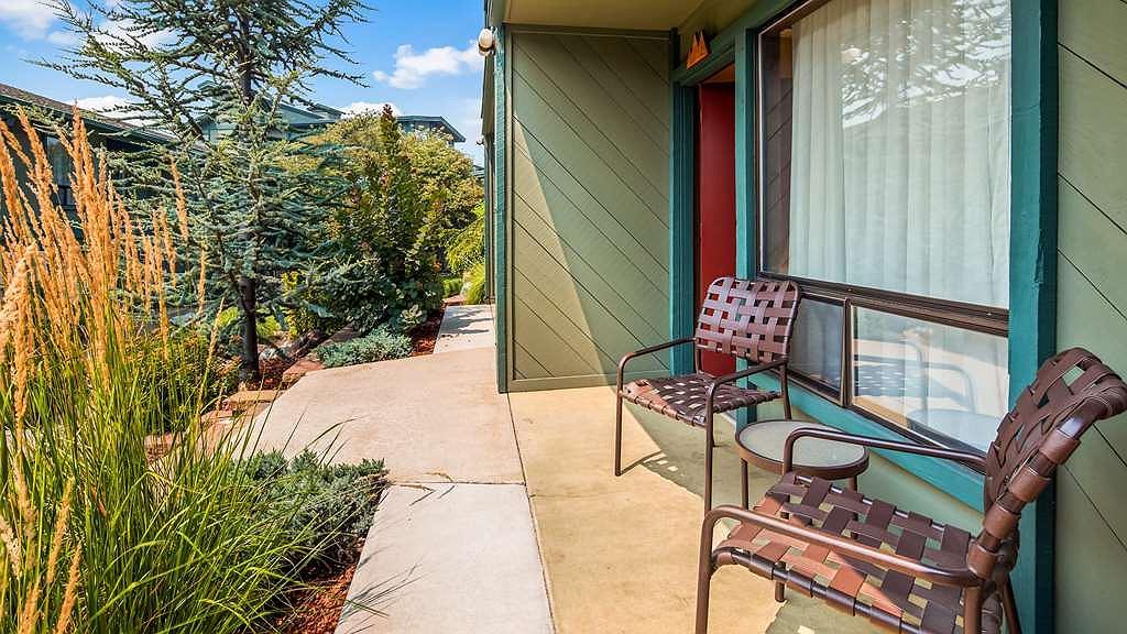 Hotel In Mount Shasta Best Western Plus Tree House