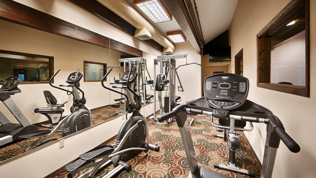 Best Western Plus Tree House - Sala fitness