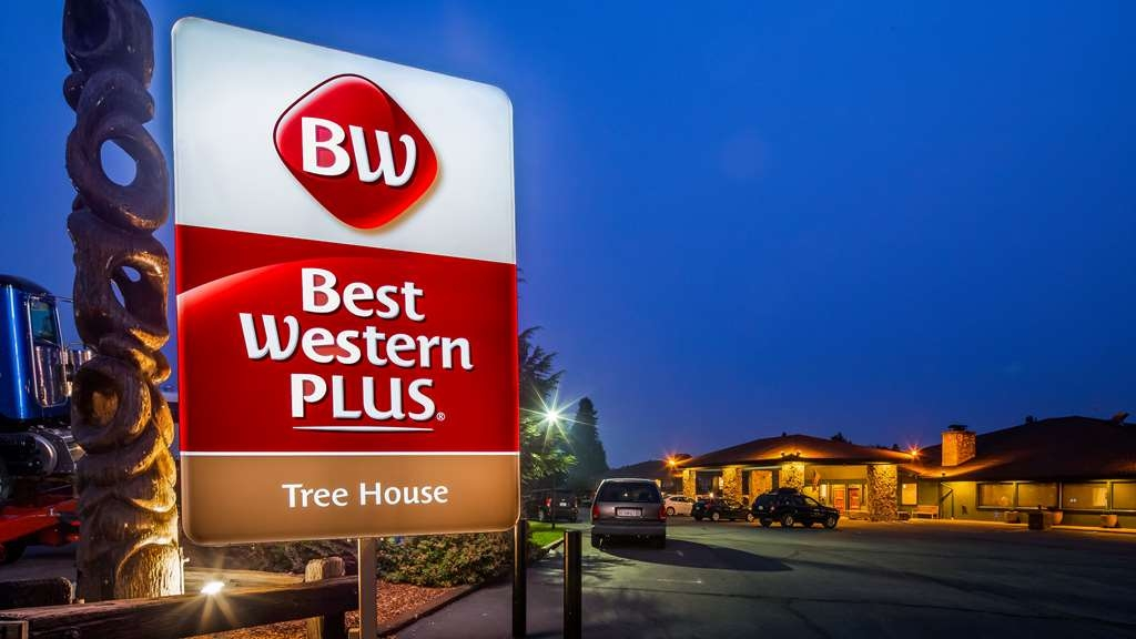 Best Western Plus Tree House - Facciata dell'albergo