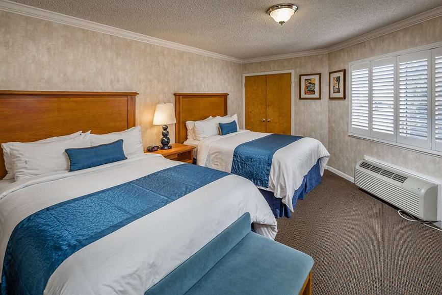 Enjoyable Hotel In Millbrae El Rancho Inn Signature Collection Home Interior And Landscaping Transignezvosmurscom