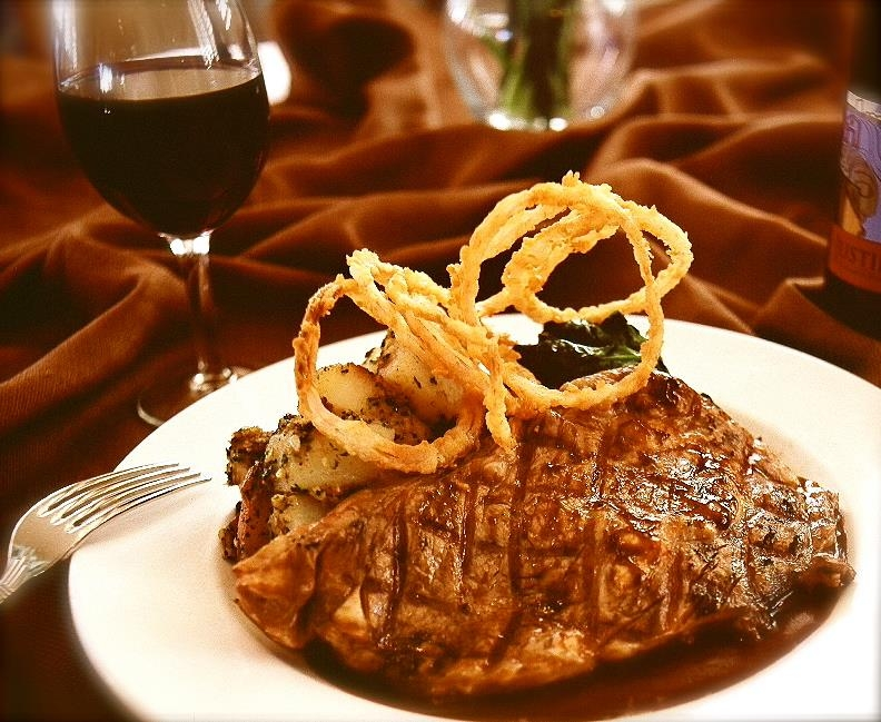 Best Western Plus El Rancho Inn - Contemporary American cuisine prepared by our talented culinary team.