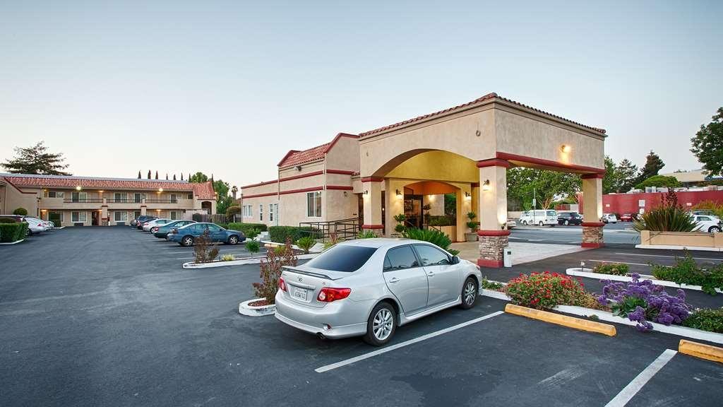 Best Western Inn Santa Clara - Vista Exterior