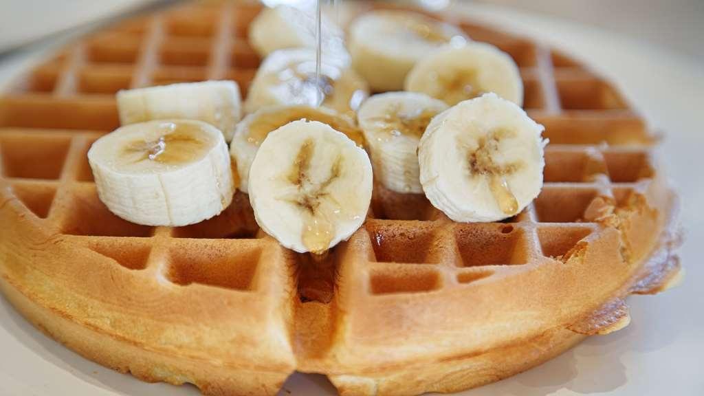Best Western Inn Santa Clara - desayuno de cortesía