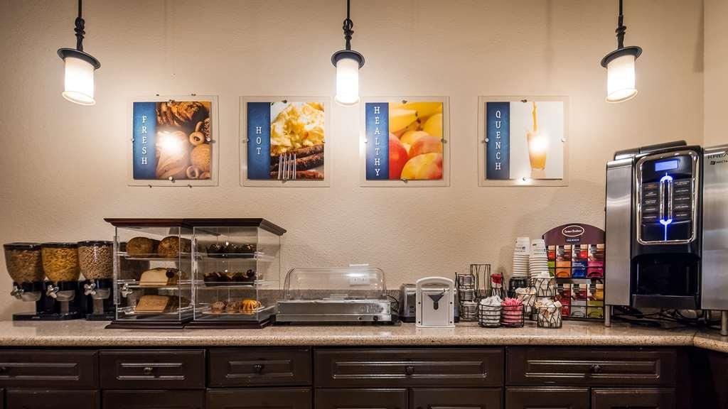 Best Western Inn Santa Clara - Restaurante/Comedor