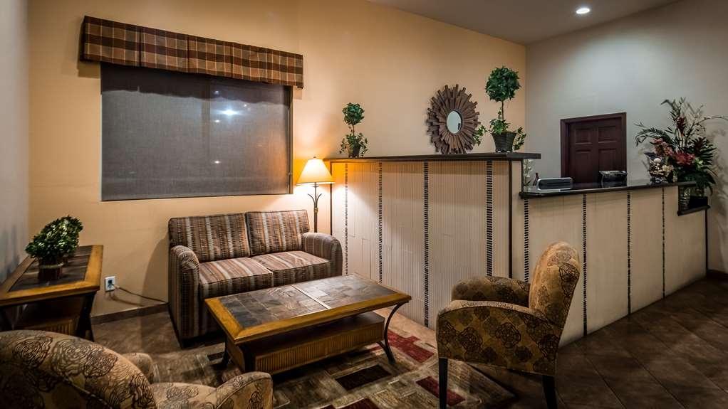 Best Western Inn Santa Clara - Vue du lobby