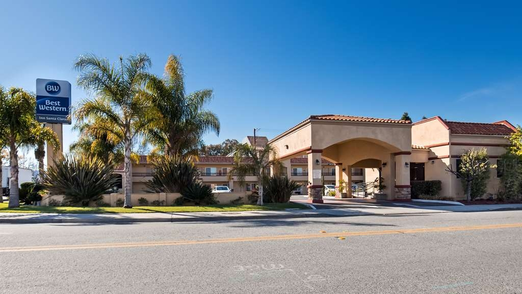 Best Western Inn Santa Clara - Hotel Exterior