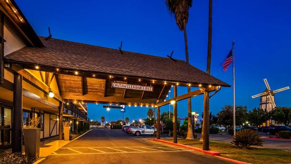 Best Western Andersen's Inn - Facciata dell'albergo