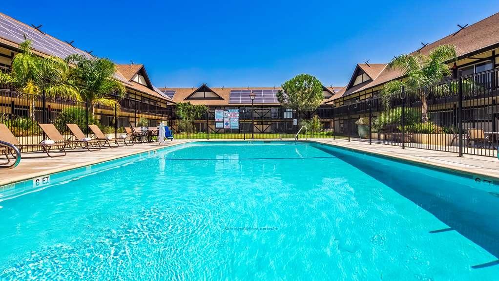 Best Western Andersen's Inn - Vue de la piscine