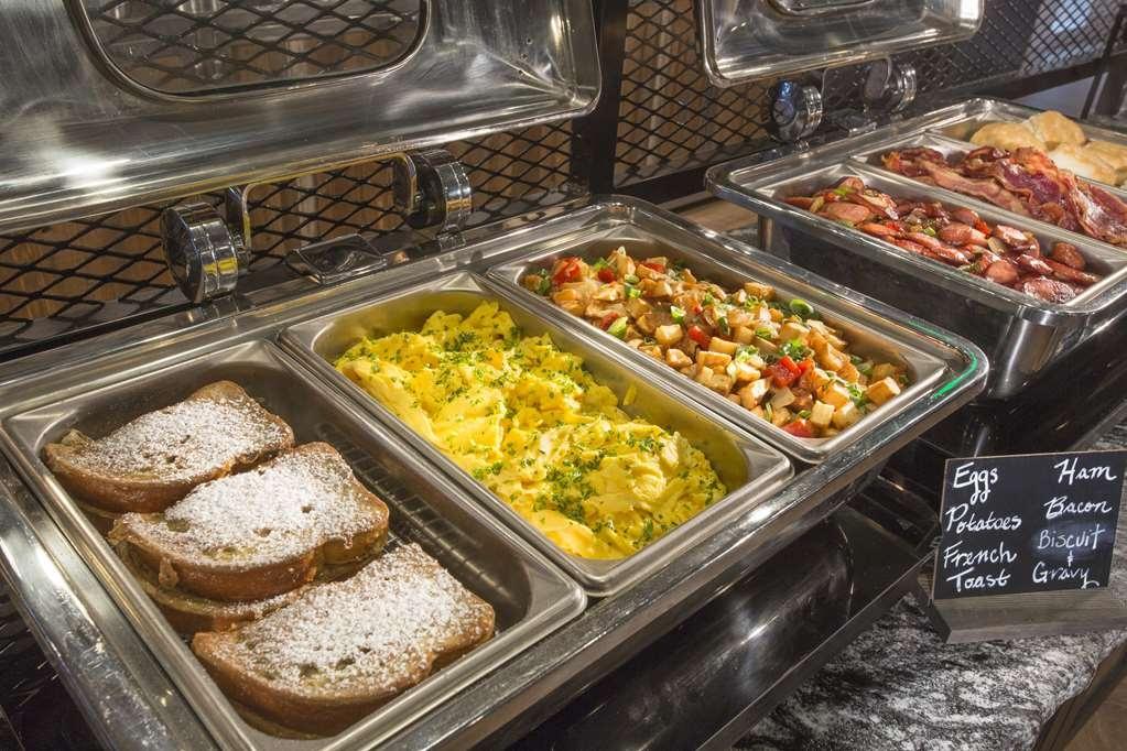 Best Western Plus Hilltop Inn - Final breakfast detail