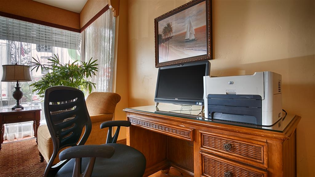 Best Western Seven Seas - Stay productive during your time away from home in our business center.