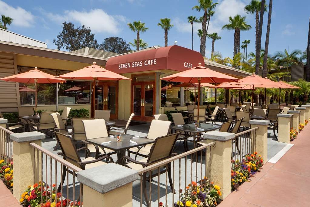 Best Western Seven Seas - Cafe Patio