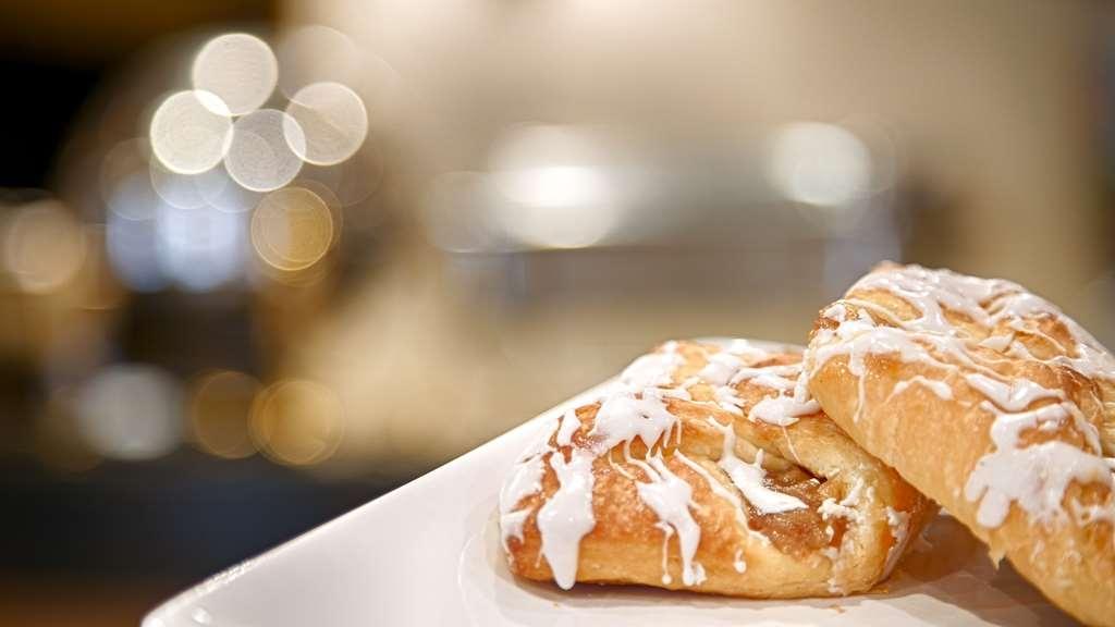 Best Western Corona - Le petit déjeuner buffet