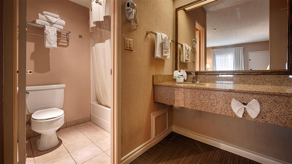 Best Western Corona - Salle de bains