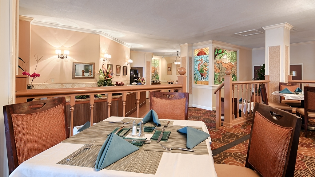 Best Western Plus Grosvenor Airport Hotel - Restaurante/Comedor