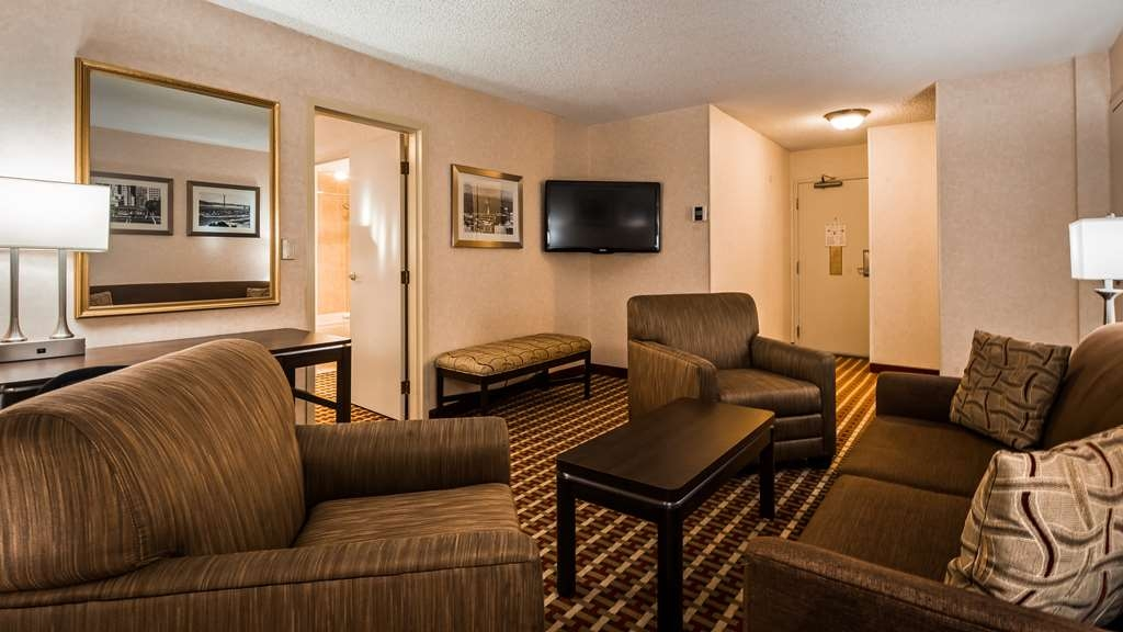 Best Western Plus Grosvenor Airport Hotel - Chambres / Logements