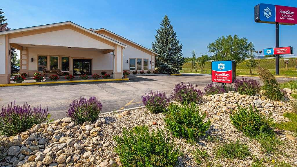 SureStay Plus Hotel by Best Western Buffalo - Area esterna