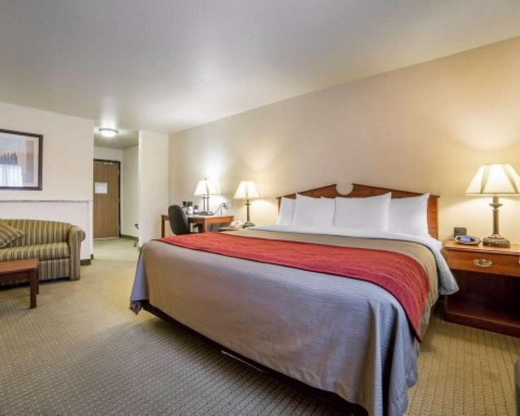 SureStay Plus Hotel by Best Western Buffalo - Settle in for the evening and relax in our king bed featuring a sofabed.