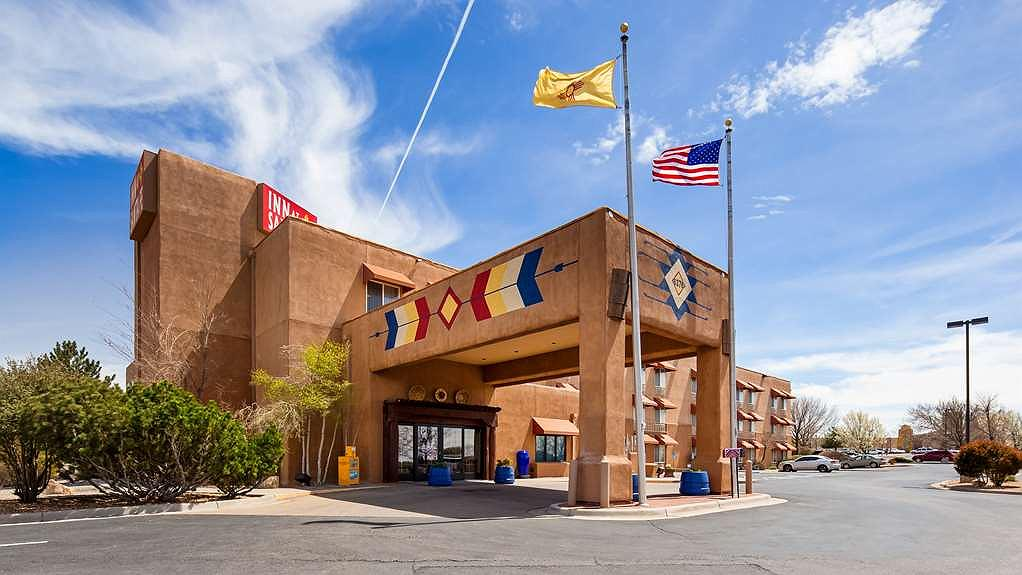 Inn at Santa Fe, SureStay Collection by Best Western - Welcome to the SureStay Collection by Best Western Inn at Santa Fe!