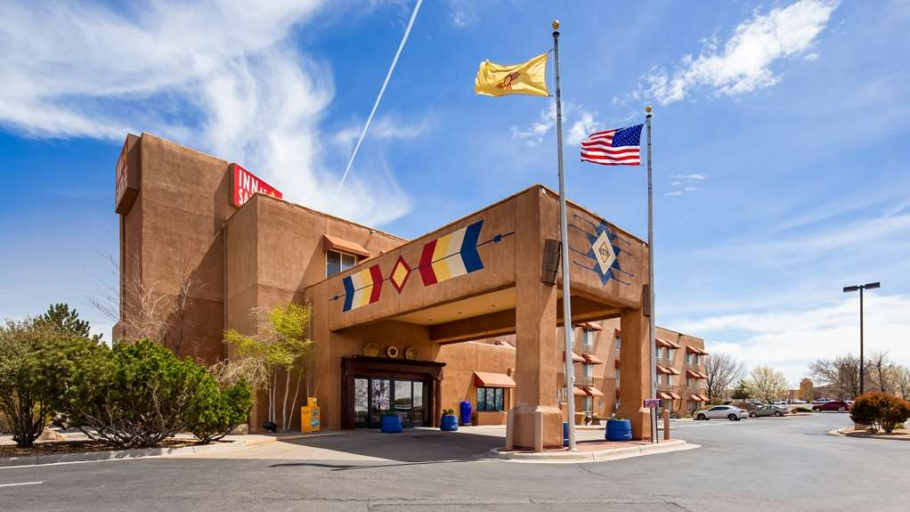SureStay Collection by Best Western Inn at Santa Fe - Vista Exterior