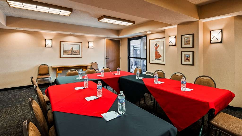 SureStay Collection by Best Western Inn at Santa Fe - Sala de reuniones