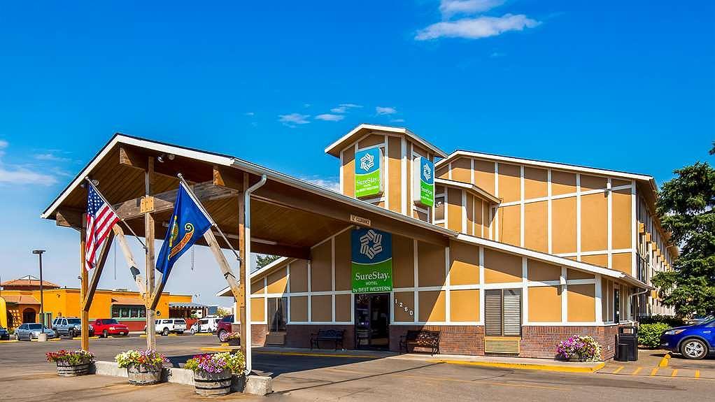 SureStay Hotel by Best Western Twin Falls - Vista exterior
