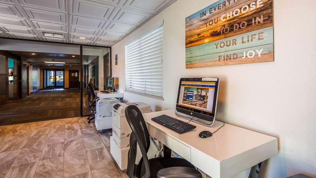 SureStay Plus Hotel by Best Western Post Falls - Our business center features a free printer for you to use.