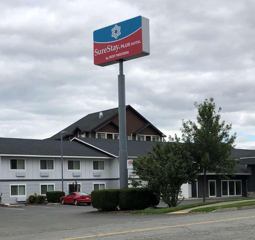 SureStay Plus Hotel by Best Western Post Falls - Façade
