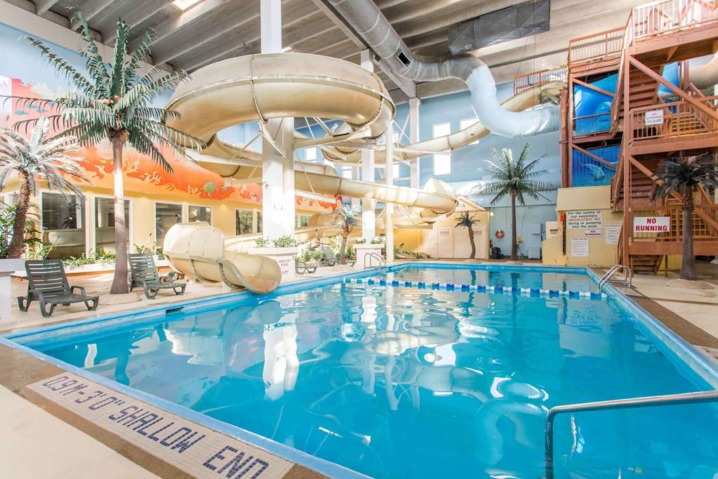 SureStay Plus Hotel by Best Western Seven Oaks - Whether you want to relax poolside or take a dip, our indoor pool area is the perfect place to unwind.