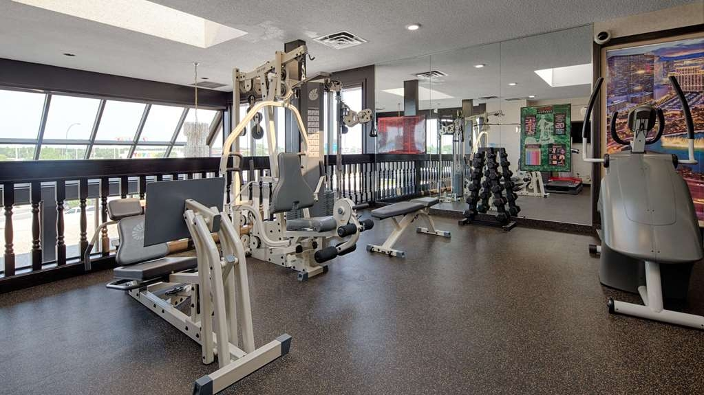 SureStay Plus Hotel by Best Western Seven Oaks - There is no need to take a break from your regular fitness routine during your stay with us.
