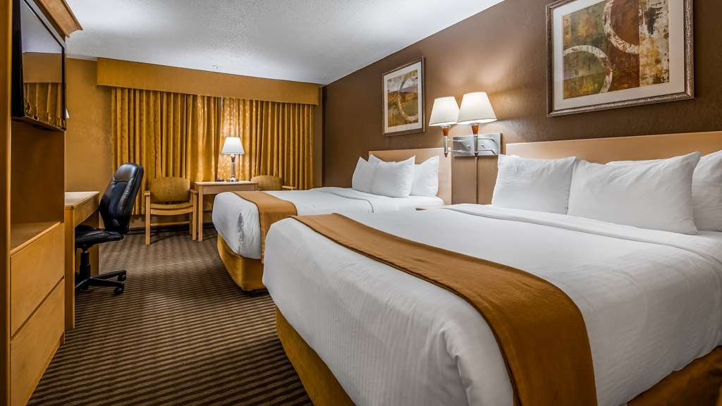 SureStay Plus Hotel by Best Western Seven Oaks - We have 2 double bedrooms located on the 2nd or 1st floor. Please inquire with our front desk and make a reservation.